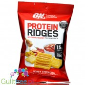 Optimum Nutrition Protein Ridges, Honey Sriracha