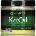 KetoSports KetOil 14 fl oz Ghee/Coconut Oil blend