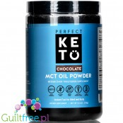 Perfect Keto MCT Oil Powder, Chocolate 13.3 oz (378g)