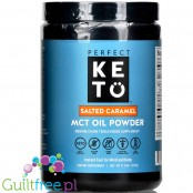 Perfect Keto MCT Oil Powder, Salted Caramel 11.5 oz (327g)