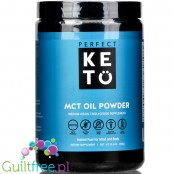 Perfect Keto MCT Oil Powder, Unflavored 10.6 oz (300g)