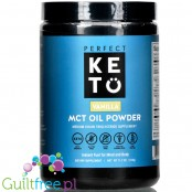 Perfect Keto MCT Oil Powder, Vanilla 11.2 oz (318g)