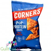 Corners Pop Protein Crisps Sweet Barbecue big pack 85g