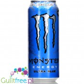 Monster Energy Ultra Blue UK sugar free energy drink