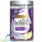 Twinings Cold Infuse Blueberry, Apple & Blackcurrant