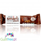 Phd Smart Plant Choc Peanut Caramel - sugar free vegan protein bar