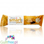 Phd Smart Plant Choc Toffee Popcorn sugar free vegan protein bar