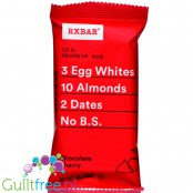 RX Bar - Chocolate Cherry natural protein bar with egg whites
