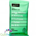 RX Bar - Mint Chocolate natural protein bar with egg whites
