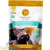 Good Dee's Low Carb Chocolate Brownie Baking Mix 7.5 oz