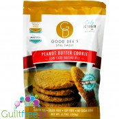 Good Dee's Low Carb Peanut Butter Cookie Baking Mix 8.7 oz