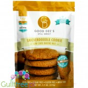 Good Dee's Low Carb Snickerdoodle Cookie Baking Mix 7.7 oz