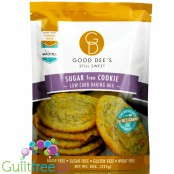 Good Dee's Low Carb Sugar(free) Cookie Baking Mix 8 oz