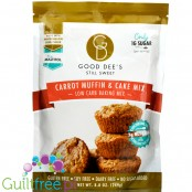 Good Dee's Low Carb Carrot Muffin & Cake Mix 8.8 oz