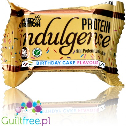 Applied Nutrition Protein Indulgence Birthday Cake Crisp