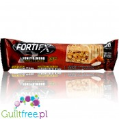 FortiFX Honey Almond half granola protein bar