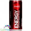 Coca-Cola Energy with guarana and vitamins