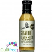 G. Hughes sugar free Marinade, Lemon Herb