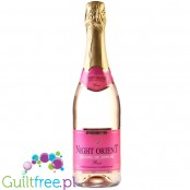 Night Orient Rose Plat alcohol fee low calorie wine