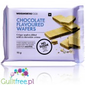 FLIS Happy Fit no added sugar waffers with cocoa cream