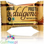 Applied Nutrition Protein Indulgence White Choc Salted Caramel Crisp