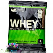 Optimum Nutrition, Whey 100%, Chocolate, saszetka