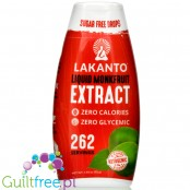 Lakanto Liquid Monk Fruit Extrac squeeze bottle
