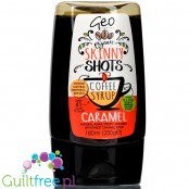 Geo Organics - Caramel Coffee Syrup (180ml / 250g)
