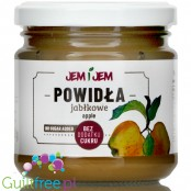 Jem & Jem sugar free fruit spread, Apple