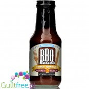 Nature's Hollow Sugar Free BBQ Sauce, Honey Mustard 12 oz.