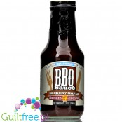 Nature's Hollow Sugar Free BBQ Sauce, Hickory Maple 12 oz.