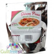 Skinny Pizza - a mixture for baking a low-carb pizza