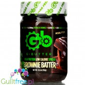 G Butter High Protein Spread, Brownie Batter 12.6 oz