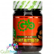 G Butter High Protein Spread, Peanut Butter Cup 12.6 oz