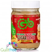 G Butter High Protein Spread, Sugar Cookie