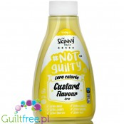 Skinny Food Zero Calorie Custard no calorie syrup