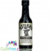 Stubb's Liquid Smoke Hickory all hickory smoke flavor enhancer