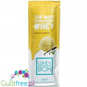 Whey Box The Most Convenient Whey Vanilla
