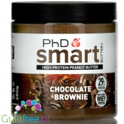 Phd Smart Chocolate Brownie protein infused peanut butter