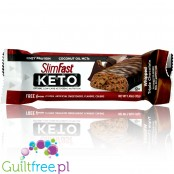 Slim Fast Keto Meal Bar, Triple Chocolate