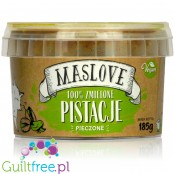 Maslove salted pistachio nut butter