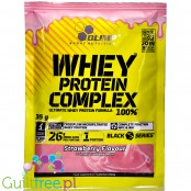Olimp Whey Protein Complex Strawberry, sachet