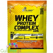 Olimp Whey Protein Complex Salted Caramel, sachet