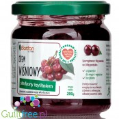 Bartfan sugar free black cherry spread sweetened with xylitol only