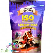 Yummy Sports ISO 100% Whey Protein Isolate Creme Eggz (Creamy Eggs)