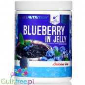 AllNutrition Blueberry in sugar free Jelly