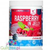 AllNutrition Raspberry in sugar free Jelly
