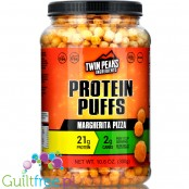 Twin Peaks Ingredients Protein Puffs, Margherita Pizza 10.6 oz