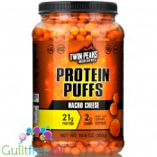Twin Peaks Ingredients Protein Puffs, Nacho Cheese 10.6 oz