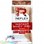 Reflex Nutrition Instant Whey Pro Single Sachet 25g Chocolate Perfection